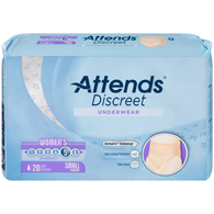 Attends ADUF Discreet Underwear-Female
