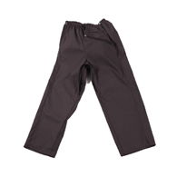 CareZips 46832-1004-S Easy Change Trousers/Pants-Small-Charcoal