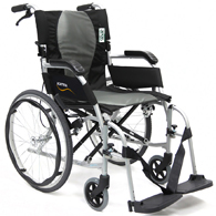 Karman Ergo 2512 Flight Ultra Lightweight Ergonomic Wheelchair